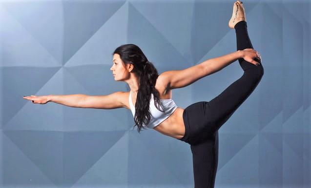Lower body stretching