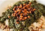 Lebanese Spinach Stew