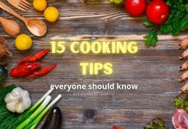 15 Cooking Tips Everyone Should Know