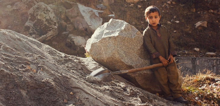 Child Labor in afghanistan