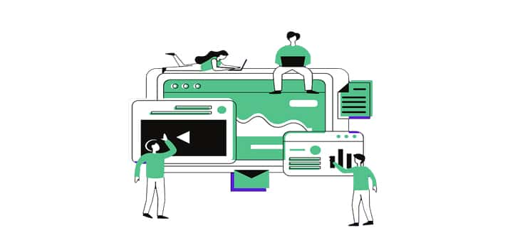 Top 5 free website builders 2021