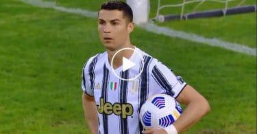 Cristiano Ronaldo All 32 Goals For Juventus