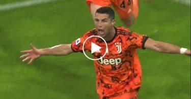Cristiano Ronaldo vs Udinese