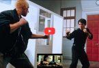 Agent Liu (Jet Li) vs The Twins