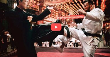 Donnie yen Challenges Kung Fu Masters