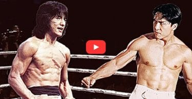 Jackie Chan vs Donnie Yen
