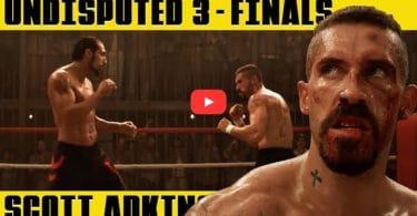 SCOTT ADKINS Final Fight | UNDISPUTED 3