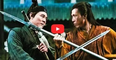 Donnie Yen vs Jet Li