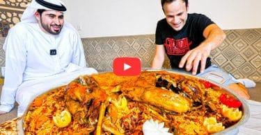 GIANT Yemeni GOAT COOKING