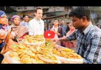 Street Food in Dhaka Bangladesh