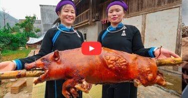 The SECRET FOODS in Vietnam
