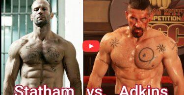 Scott Adkins vs Jason Statham